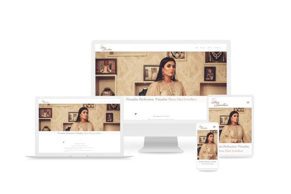 responsive web design dubai hari jewellers featured image 1.1